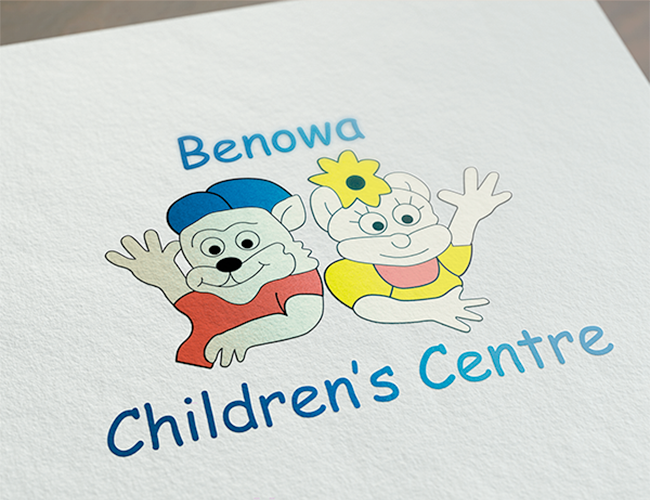 Benowa Children's Centre Logo