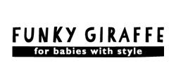 Funky Giraffe Babies
