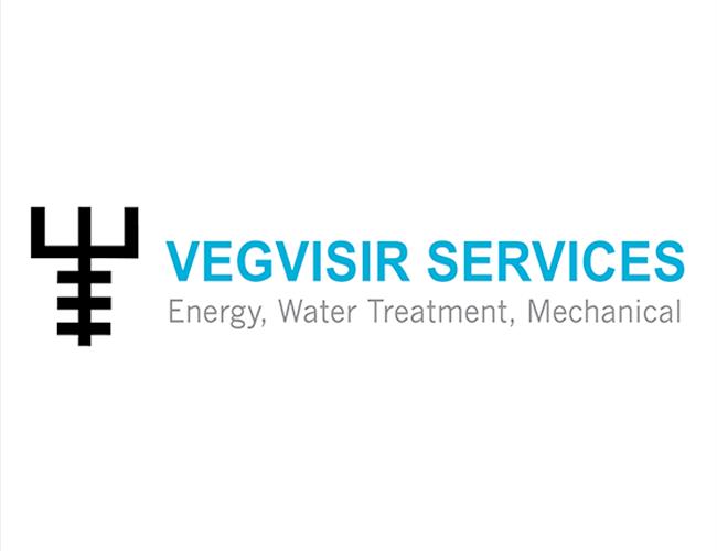 Vegvisir Services Logo