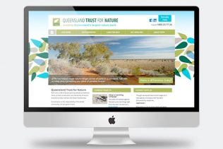 Queensland Trust for Nature Website Copywriting